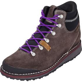 AKU Badia GTX Schoenen Dames, brown/violet
